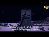 Скелет vs Зомби.Эпичная Рэп Битва в Майнкрафте!_Залито без youtube_by deaf76rus